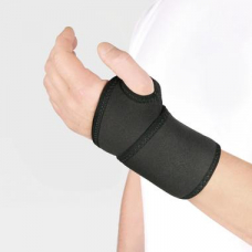Бандаж на голеностопный сустав со шнуровкой и ребрами жесткости AS-ST/H Экотен ТМ