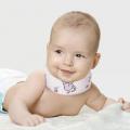 Воротник Шанца для недоношенных или новорожденных с небольшим весом OB-000/001/002