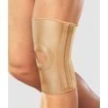 Бандаж Orlett на коленный сустав, со спиральными ребрами жесткости