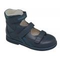 Ортопедические ботинки летние арт.81597-32 темно-синий