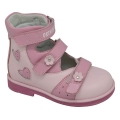 Ортопедические ботинки летние арт.81597-32 розовый