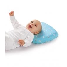 Ортопедическая подушка под голову для детей от 5 до 18 месяцев, 25х30х6 (4) см